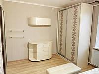 Раздвижная система шкафа-купе с наполнением лакобель