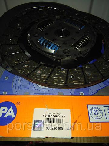 Комплект  сцепления Ford  Focus  1.6 - 1.8  98 --  MAPA 000220409