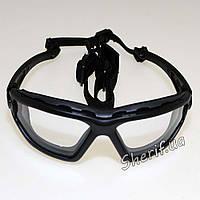 Баллистические противоосколочные очки Pyramex I-FORCE SLIM (прозрачные) 2273 8d62113724fd9