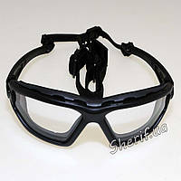 Баллистические противоосколочные очки Pyramex I-FORCE SLIM (прозрачные)   2273