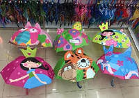 Детский зонт с ушками (M01010)
