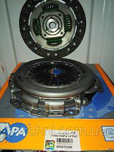 Комплект  сцепления Ford  Fiesta  1.4 TDCI  2001 -- без демф  MAPA 000210309