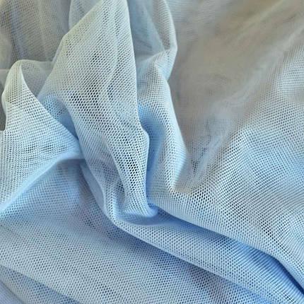"""Ткань текстильная """" Французский гипюр""""- однотонная 17, фото 2"""