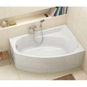 KOLO MYSTERY ванна асимметричная 150*95см левая/правая с ножками , фото 2