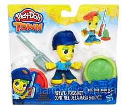 Игровой набор Play Doh Town Город Полицейский Hasbro B5979