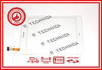 Тачскрин General Mobile Discavery Tab 8 3G БЕЛЫЙ
