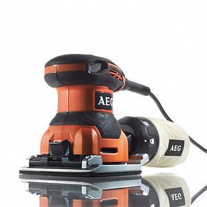 Вибрационная шлифовальная машина AEG FDS 140