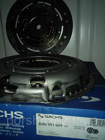 Комплект  сцепления  Ford  Focus  1.8 98 -- Focus  1.4 - 1.6  2004 -- SACHS 3000 951 024
