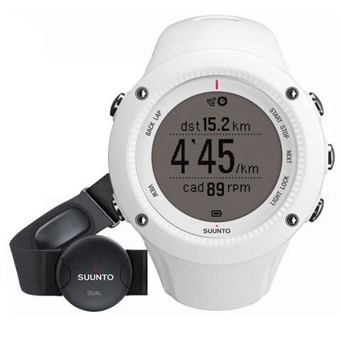 Спортивний годинник  Suunto Ambit2R White (HR) ss020658000
