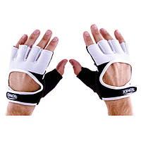 Перчатки для фитнеса Ronex Nap Sweet Forway RX-01-WB (р.S, черно-белые)