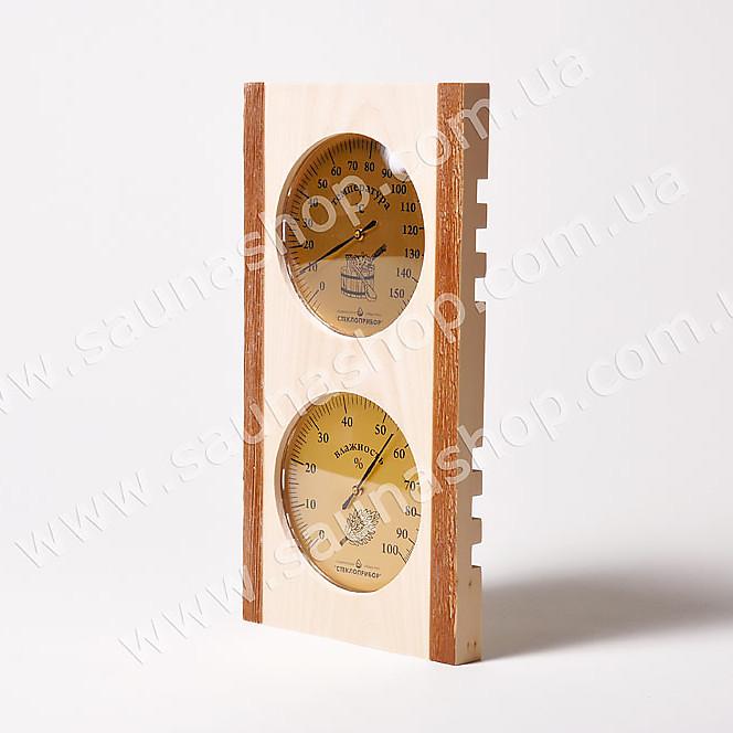 Термометр-влагомер для бани Виктер ТГС-5