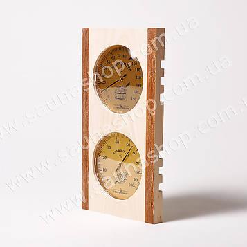 Термометр-гігрометр для лазні Віктер ТГП-5