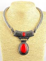 Ожерелье женское из коралла