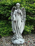 Садовая скульптура Ангел 25.5x21.5x73 cm