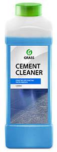 GRASS Клининговое средство очиститель после ремонта Cement Cleaner 1 л.