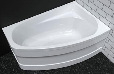 KOLO MYSTERY панель для ванны асимметричной 140*90см, фото 2