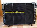 Радиатор Газель, Газ 3302 , Соболь (3-х рядный, медно-латунный) под рамку на штырях (Оренбург, Россия), фото 2