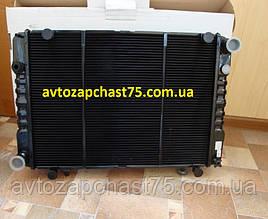 Радиатор Газель, Газ 3302 , Соболь (3-х рядный, медно-латунный) под рамку на штырях (Оренбург, Россия)