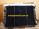 Радиатор Газель, Газ 3302 , Соболь (3-х рядный, медно-латунный) под рамку на штырях (Оренбург, Россия), фото 4