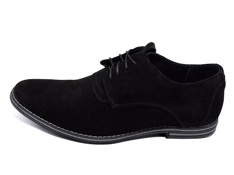 Стандартные объявления. Мужские туфли из натуральной замши Van Kristi 4a89ccc1760