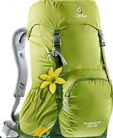Классный женский рюкзак DEUTER Zugspitze 22L SL 3430016 2270 цвет салатовый