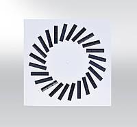 Диффузор с вихревой воздушной струей VVM