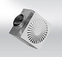 Диффузор вихревой с неподвижными пластинами VVPM