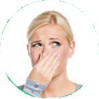 Устранение неприятных запахов