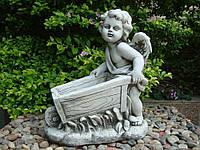 Садовая скульптура Ангел 43x25x52 cm