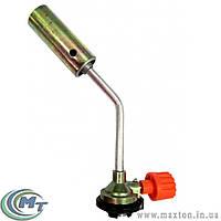 Горелка для газового баллона Ø 25 мм трубка  100 мм, 1300*С  MasterTool