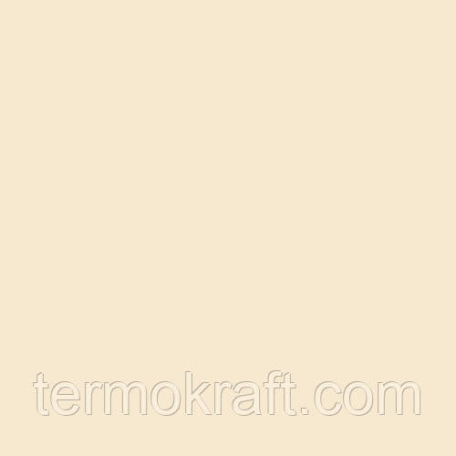 Подоконник Werzalit, серия Массив, крем 167 6000х500