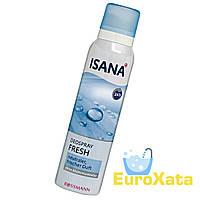 Дезодорант-спрей ISANA Deospray Fresh