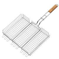 Решетка-гриль Maestro глубокая 40x30 см