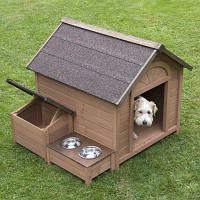 Домик - будка для собак