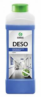 GRASS Клининговое средство для чистки и дезинфекции Deso 1 л.