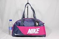 Стильная женская сумка для спорта и активного отдыха NIKE, плотный текстиль. Разные цвета