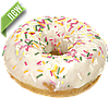 Пончик «DONUT» Сладкая сказка