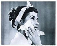 Салфетки спанлейс косметологические впитывающие 20х20см. Нарезные (100 шт.)