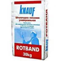Штукатурка Ротбанд (ROTBAND) (30кг) KNAUF