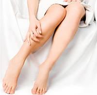Лазерная эпиляция на ногах