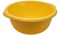 Таз для стирки 6,5 л (желтый), TM Idea