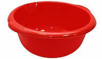 Таз для стирки 6,5 л (красный), TM Idea