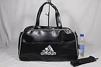 Стильная женская сумка для спорта и активного отдыха ADIDAS, материал эко кожа