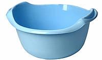 Таз для стирки 24 л (голубой), TM Idea