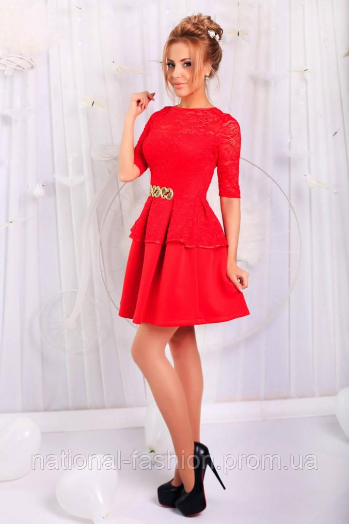 04df7f7afed87cc Вечернее платье с гипюром №159 (р.44), цена 420 грн., купить Киев ...