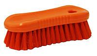 """Щетка для одежды """"Находка"""" оранжевая, TM Idea"""