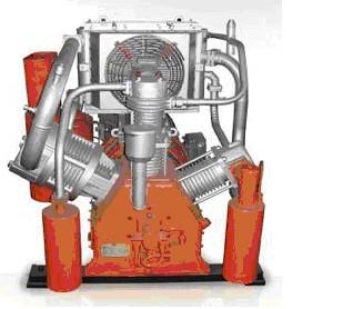 Запасные части к компрессорам 3ВШ