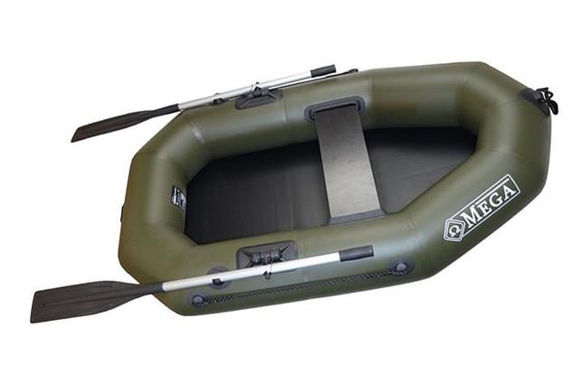 Надувные лодки - одноместная гребная надувная лодка пвх для рыбалки, охоты и отдыха Омега 190 L - лодки Украина, г. Харьков