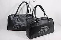 Стильная женская сумка для спорта и активного отдыха NIKE, материал кожзам