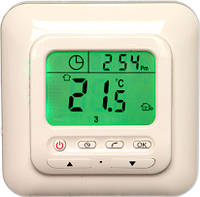Программируемый терморегулятор iREG S4 для теплого пола